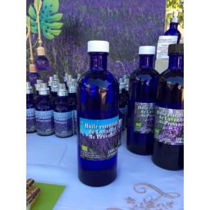 Recharge 200ml huile essentielle lavandin grosso bio