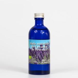 Recharge 100ml huile essentielle lavandin grosso bio